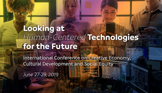 Congreso Internacional 'Looking at human-centered technologies for the future'