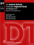 Do federal deficits motivate regional fiscal (im)balances? Evidence for the Spanish case